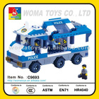 Kid Toys of Plolice Road Car