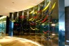 Wyndham International Hotel Glass Wall Decoration