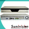 HOT H.264 16CH Standalone DVR SURPPORT 3G WIFI