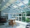 Energy saving Glass sun house