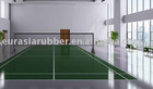 badminton rubber floor