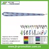 100pcs MOQ Scree Print Lanyard