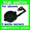For apple iPhone 4G GSM CDMA Home Button and flex cable Repair part Re