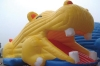 inflatable hippo