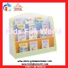 2012 latest children bookshelf European Ladde Toy Cabinet
