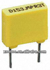 Capacitor Parts 274J 0.27UF 63VDC ( 5mm Radial ) Metallized Polyester Film Capacitors