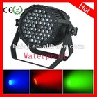 2012 Hot!dmx512 led RGB/RGBW/RGBA 3IN1/4IN1 color changing outdoor led flood light factory in GuangZhou