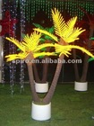 91w LED coconut tree light palm tree