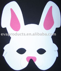 Eva Foam Mask - Rabbit
