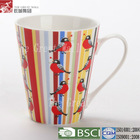 4 inch bulk coffee mugs porcelain
