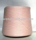 85/15 silk/cashmere blended worsted yarn 2/48nm