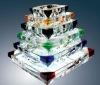 k9 crystal ashtray