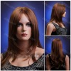 100% Kanekalon Fiber Synthetic women Wig High quality fashion lady Wig AFELLOW wig ZL587-30H130