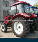 EPA Approved 95hp 4wd Tractor With New Backhoe Loader