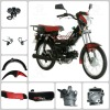 Italika ST90 cub-type motorcycle parts