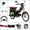 Italika ST90 cub-type motorcycle parts