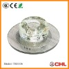 Zhongshan single head 3w LED crystal light