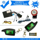 The Most Economical Two Way Motorcycle Alarm ,CD-MT171,learning code,1000meters remote start type