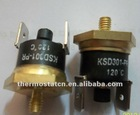 KSD301-PR-B43 manual reset thermostat