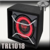 "TEMPT TRL1018 10"" WOOFER ENCLOSURE"