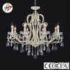 2012 New design Crystal Candle Chandelier lamp MD1032/8