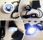 Water proof, current shock proof, moisture proof and impact proof KL5LM LED cap mining lamp