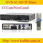 DVB S2 HD PVR Multi CAS Receiver