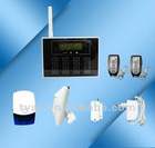 LCD Touch Keypad wireless best gsm home Alarm System with CE.FCC