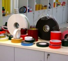 High temperature masking tape paper