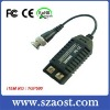 Video Balun with Ground Loop Isolator TGP600