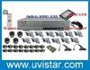 16 SONY CCD cameras & 16 channel DVR & 1000GB HDD cctv system