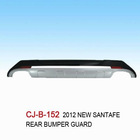 REAR BUMPER GUARD FOR HYUNDAI NEW SANTAFE SPORT 2012 THE NEWEST MODEL