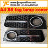 ABS Car Parts A4 B8 Fog Lamp Cover for Audi