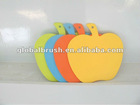 apple shape cutting board/chopping board/kitchen products
