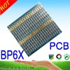 BP6X battery pcb,protective PCB board,multilayer pcb board,battery pack material