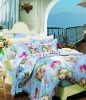 Quilted Polyester Fiber Comforter