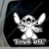 Car Window Sticker