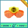 Colorful Silicone Watch in 2012 Fashion