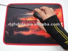 EVA pad wrist support logo printed neoprene PC game glove