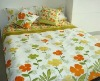 Microfiber bedding set ( bed sheet set )