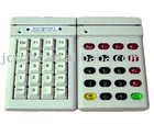 GHC 75 X keyboard Magcard Reader