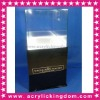 LED acrylic cabinet for wine