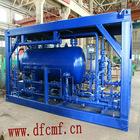 ASME solid liquid gas three phase test separator
