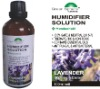 Humidifier Solution Lavender aromatherapy oil