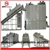 infrared heating conveyor tunnel dryer for grain,corn and vegetables
