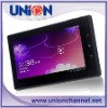 7 inch Five point Capacitive touch screen/Dual Camera/WIFI/Built-in 3GTablet PC