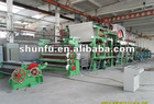 1575mm multi-wire multi-cylinder kraft paper machine