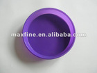 Purple Silicone Cake Moulds