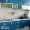 Kitchen Cabinet With PVC Kitchen Cabinet Door
