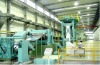 continuous color coating line for steel coils